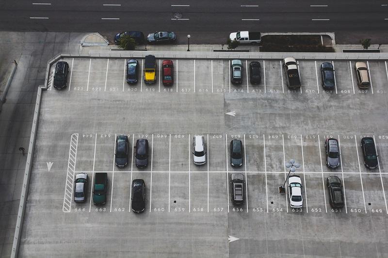 location place de parking