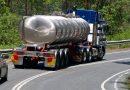 Camion de transport de marchandise