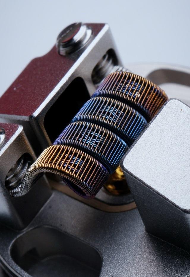 Composants cigarette électronique